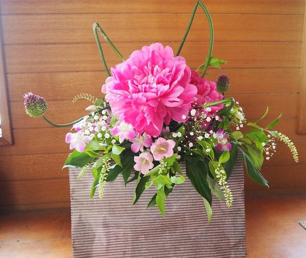 h28,5新緑と花