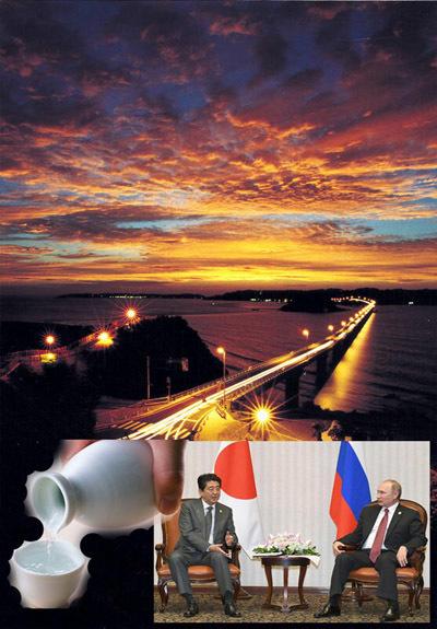 安倍 プーチン会談2