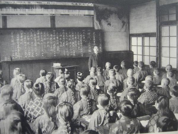 20160419 戦前の授業風景