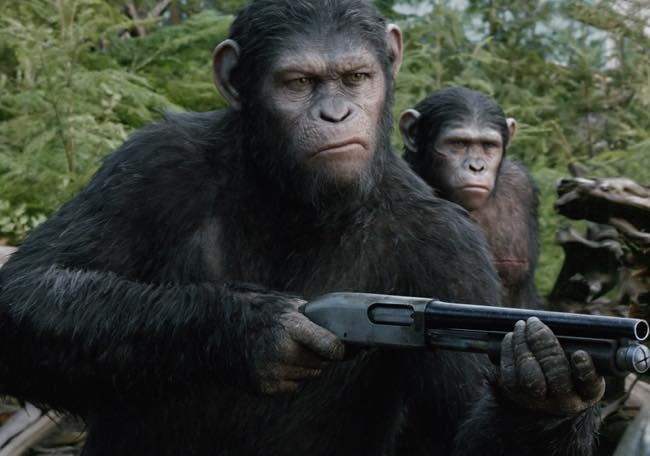 20160911 猿の惑星