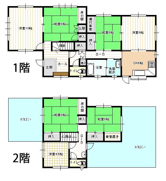 最終平面図(村上邸) のコピー