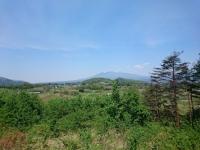 本丸からの八ヶ岳