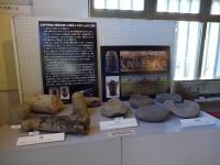 石器の展示