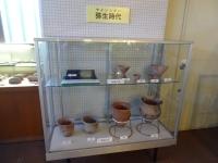 弥生時代の展示
