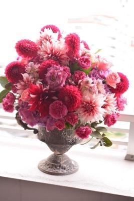 花 誕生日 祝い 豪華