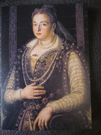 ビアンカ・カッペロの肖像