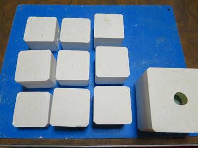 160523 石膏型
