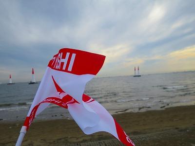 160605 応援の旗