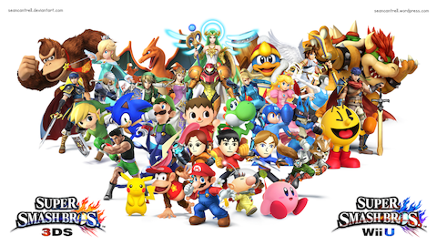 super_smash_bros_wii_u___3ds_wallpaper_by_seancantrell-d68odyz.png