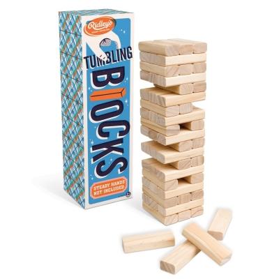 バービアゲーム2 積み木