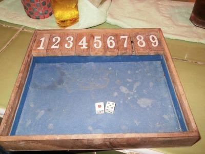バービアゲーム3 サイコロゲーム