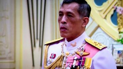タイ ワチラロンコン皇太子