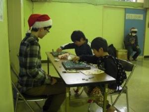 クリスマス会小学生06