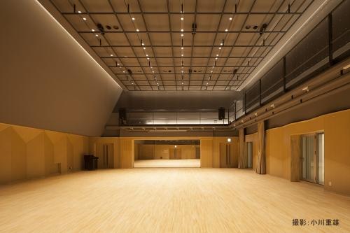 音楽サロンホール