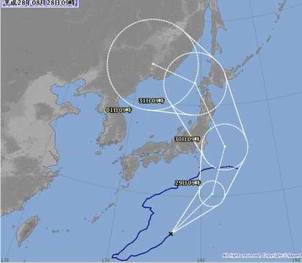 台風10号-2