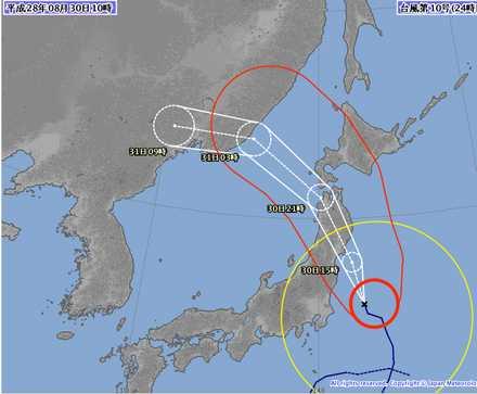 台風10号-3
