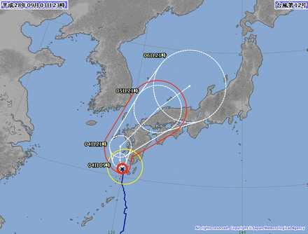 台風12号 4