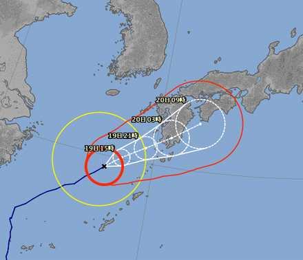 台風16号 19-1