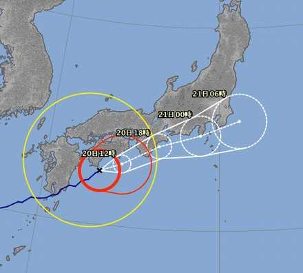 台風16号 19-5