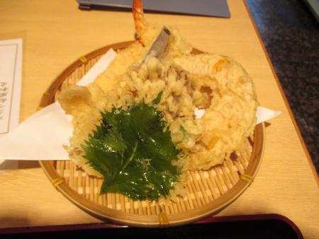 天ぷらUP