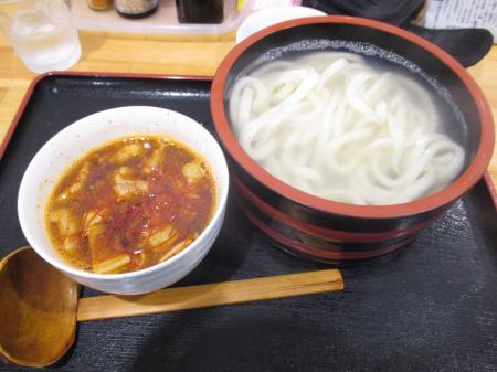 八丁味噌のホルモンつけ麺