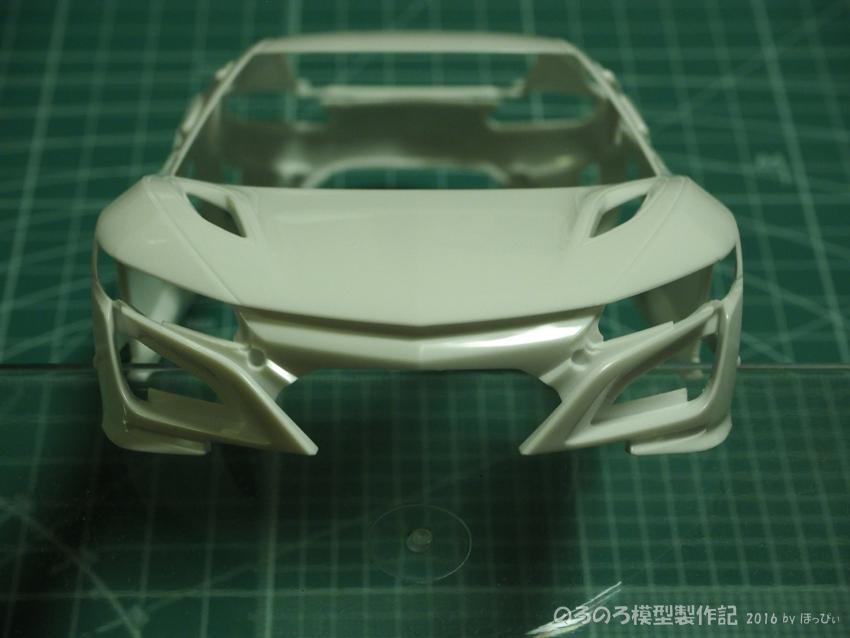 プラモデル タミヤ NSX 2016_008