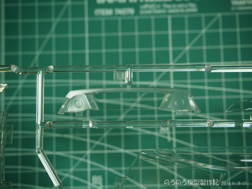プラモデル タミヤ NSX 2016_038