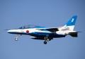 Kawasaki T-4 【JASDF/46-5731】奈良予行~岐阜基地(20161105)