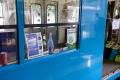 ありがとう103系 阪和線-紀勢本線の旅【白浜駅(我々の座席の窓)】(20161016)