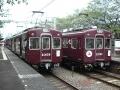 阪急2300系 【2309F・2301F】(20050919)