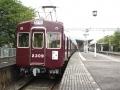 阪急2300系 【2309F】②(20050919)