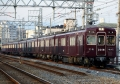 阪急3300系【3318F】(20161218)