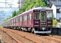阪急5000系【5010F】(20160718)