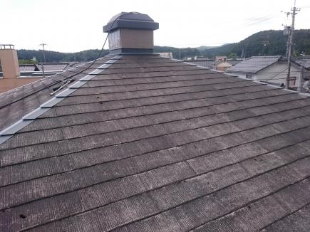 屋根施工前2
