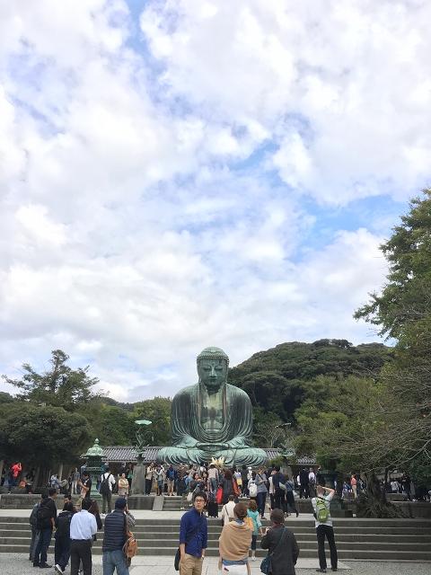 1068-鎌倉の大仏(遠)