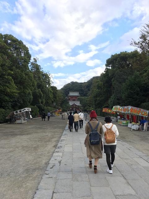 1064-鶴岡八幡宮参道