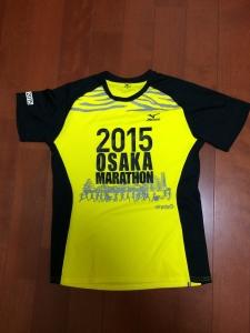 2015大阪Tシャツ
