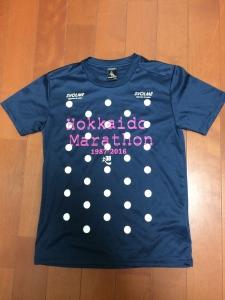 2016道マラTシャツ