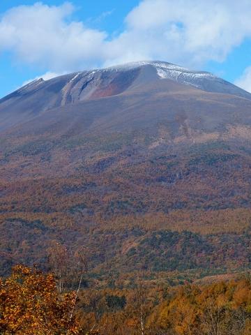 浅間山161103