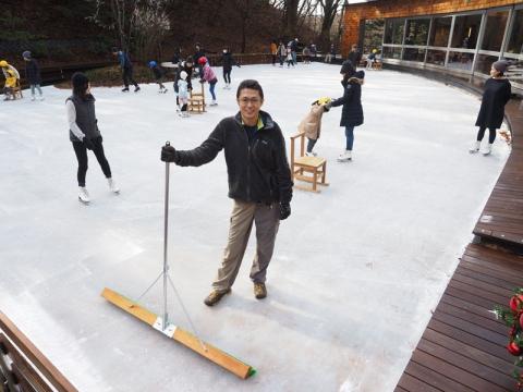 スケートリンク161120