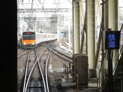 列車種別「快急」
