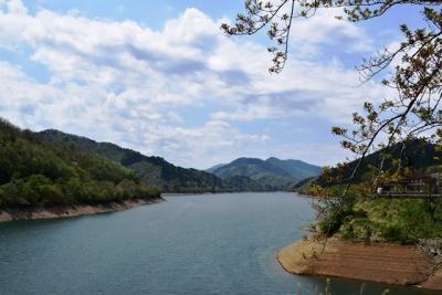 福井県大野市九頭竜湖