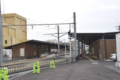 福井鉄道田原町駅