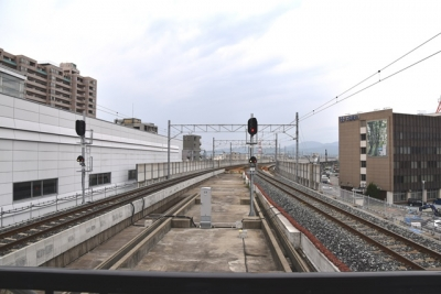 北陸新幹線高架橋