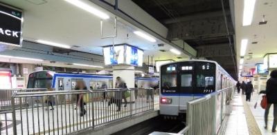 相鉄横浜駅