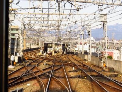 京王北野駅