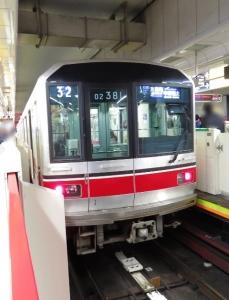 東京メトロ中野坂上駅