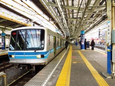東京メトロ東西線西船橋駅