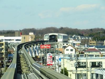 終点上北台駅
