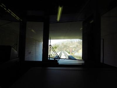 多摩丘陵トンネル